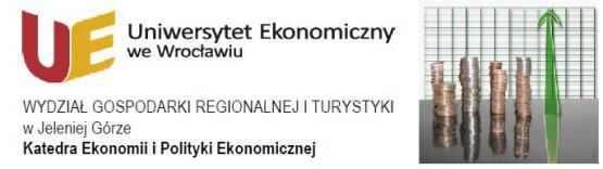 finanse publiczne, konferencja ekonomiczne, Uniwersytet Ekonomiczny